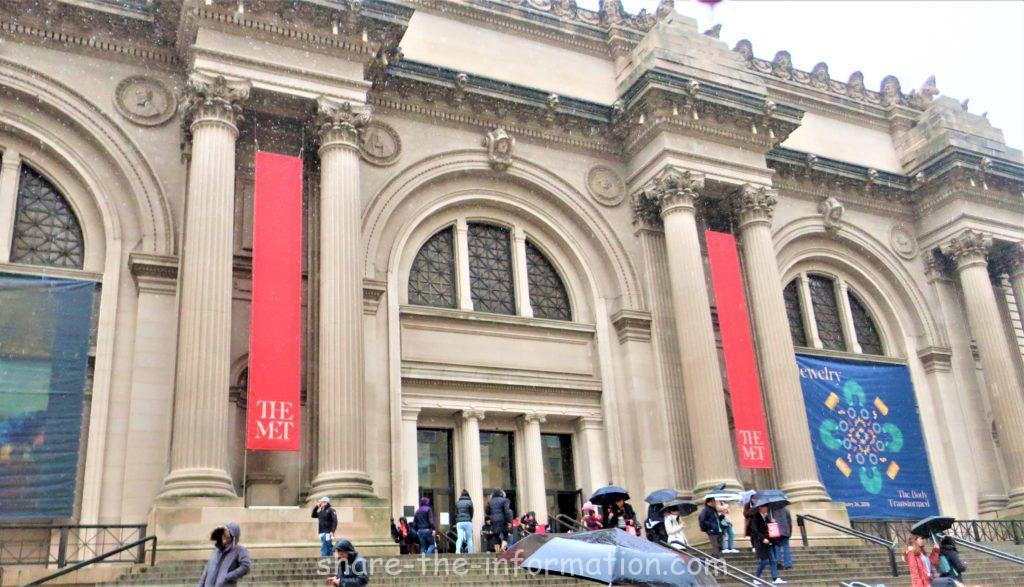メトロポリタン美術館 ニューヨーク アメリカ 観光
