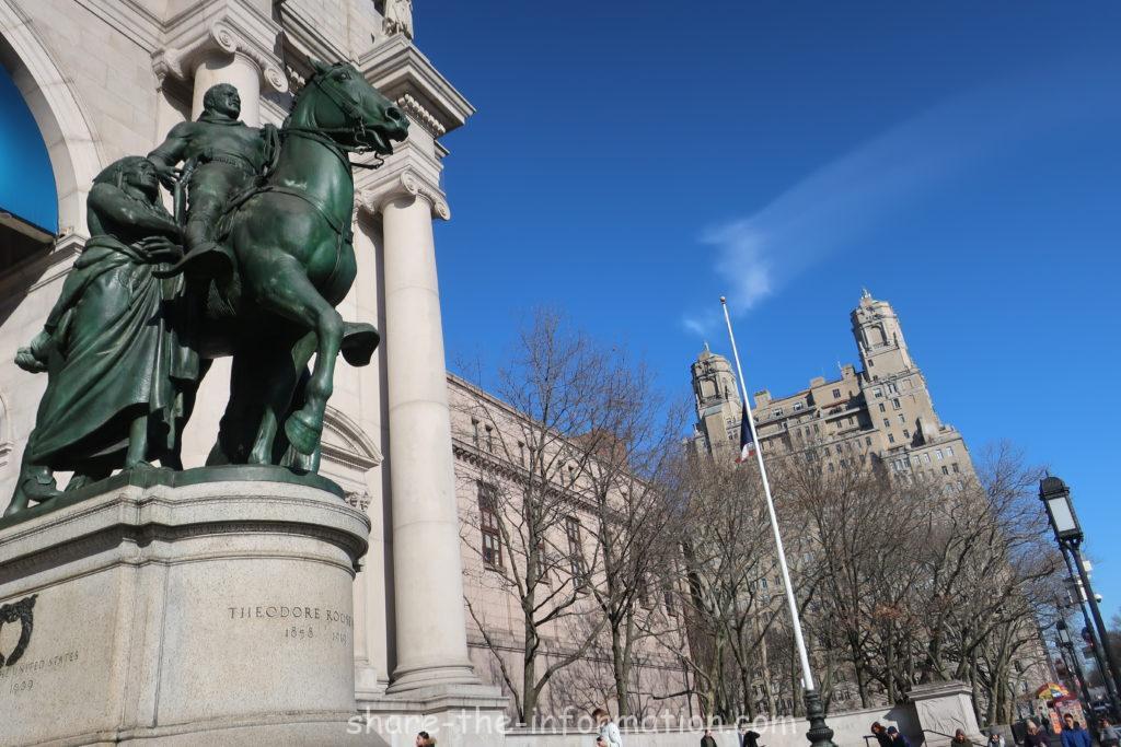 アメリカ自然史博物館 ニューヨーク 観光