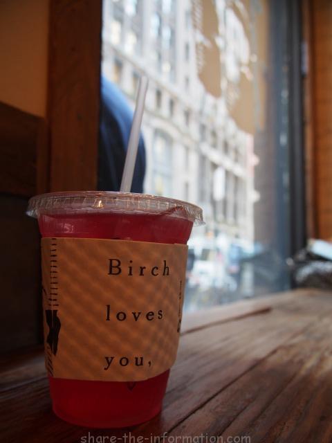 【ニューヨーク】人気なオシャレカフェに行ってみたパート2