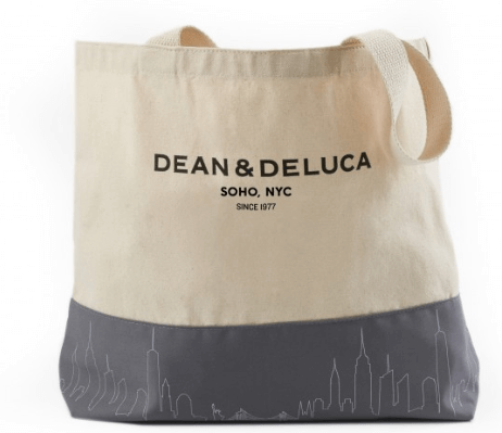 ニューヨークdean & deluca NY限定お土産 バッグ