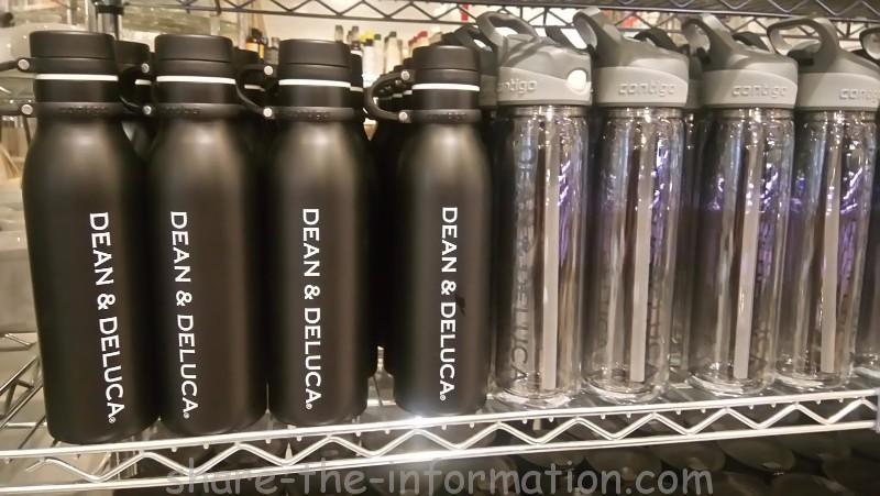 ニューヨークdean & deluca NY限定お土産 ボトル