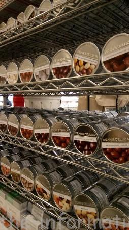ニューヨークdean & deluca NY限定お土産 チョコ