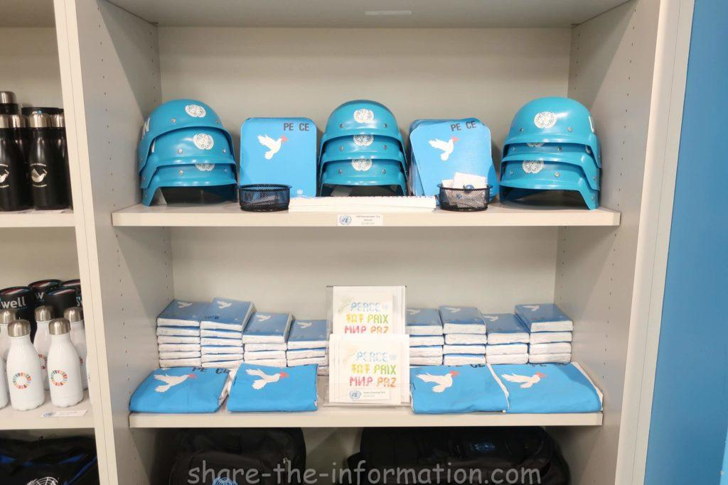 ニューヨーク国連本部のお土産 子ども用